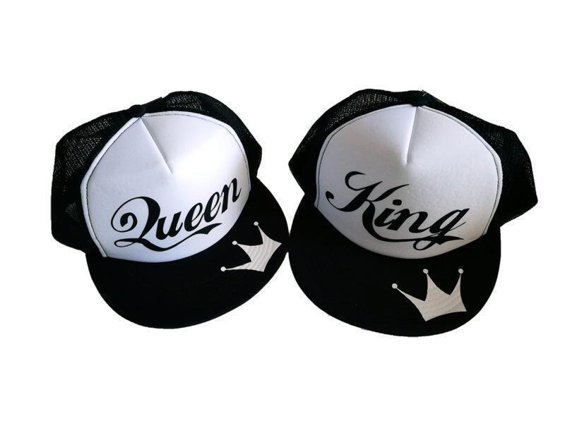 Καπέλο King and Queen (σετ 2 τεμ)