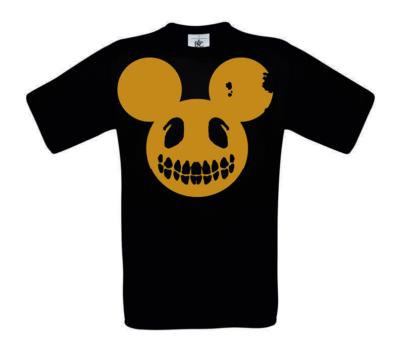 ... King and Queen (σετ 2 τεμ.) Κωδ. 1611. 26.00€ 18.00€  T-shirt Evil  Mickey Gold a3119cb2b57