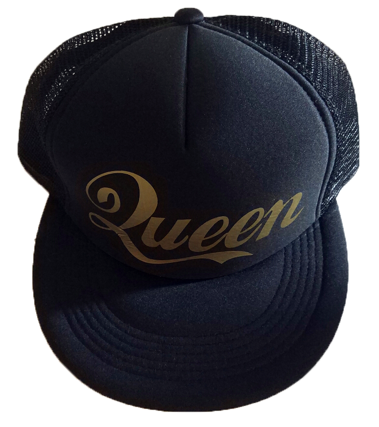 Καπέλο Queen gold edition