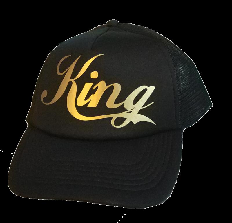 Καπέλο King Gold edition no2
