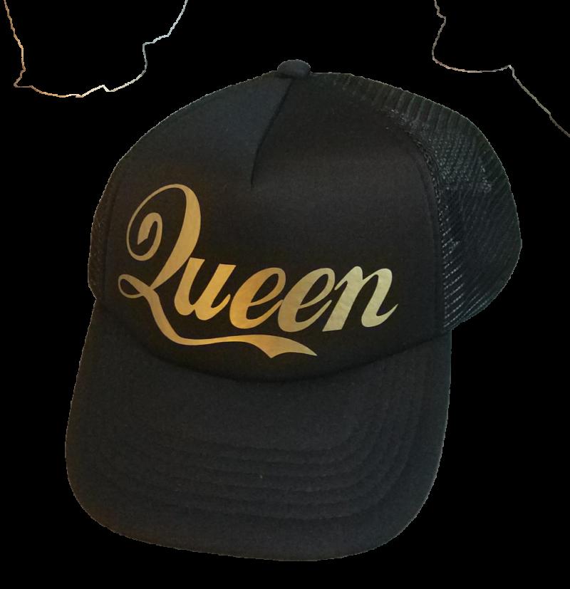 Καπέλο Queen Gold edition no2