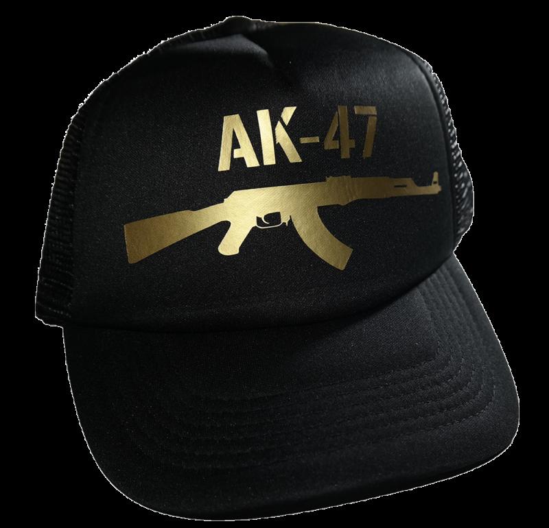 Καπέλο Ak-47 Gold Κωδ.:4401