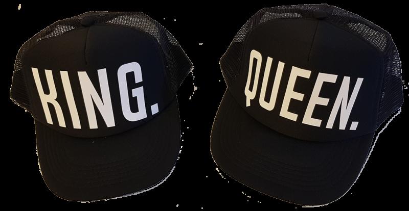 Καπέλο King and Queen (σετ 2 τεμ.) Κωδ.:5981