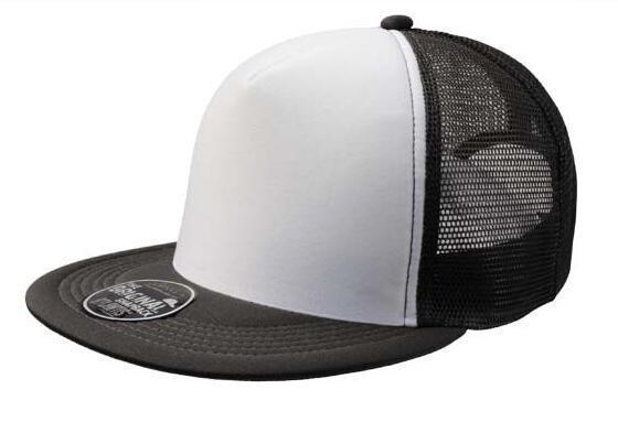 Καπέλο Atlantis Snap 80's White / Black Κωδ.:6727