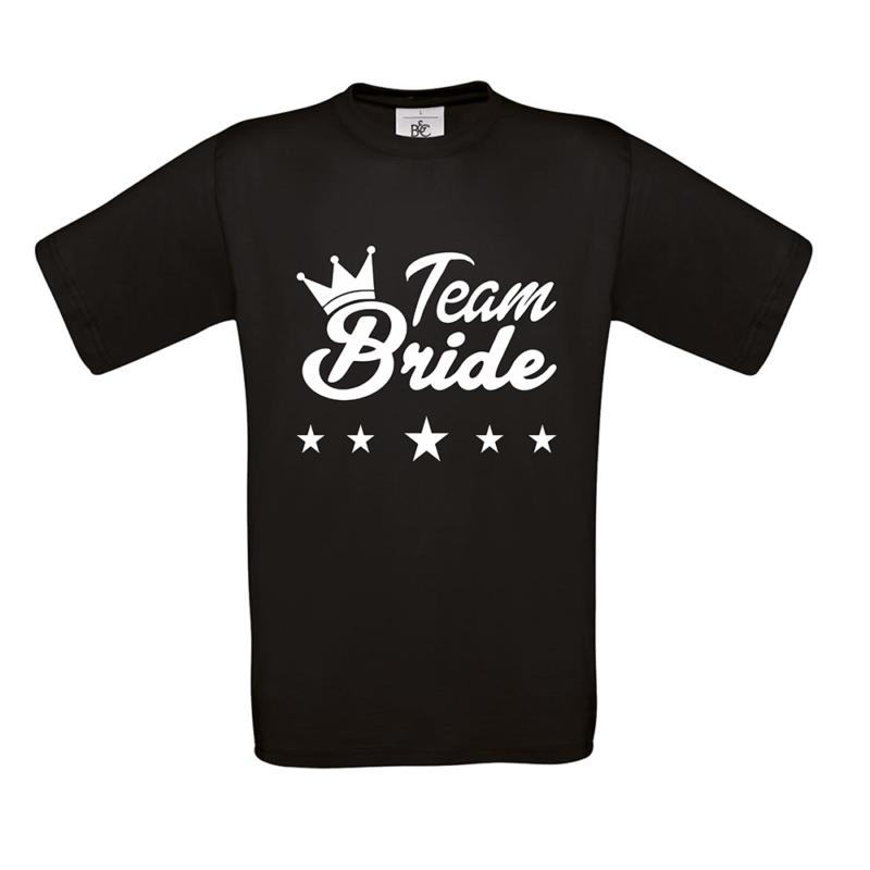 T-shirt Team Bride Κωδ.:7166